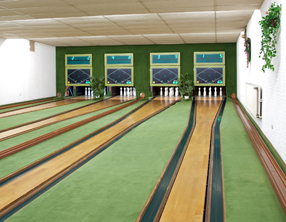 bowling alley melle